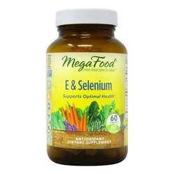 MegaFood E and Selenium