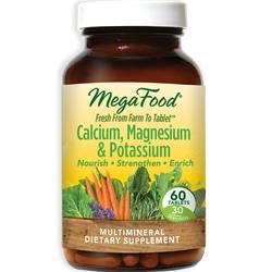 MegaFood Calcium  Magnesium