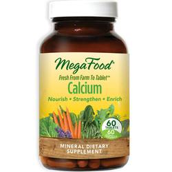 MegaFood Calcium 50 mg