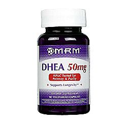 Metabolic Response Modifiers DHEA 50 mg