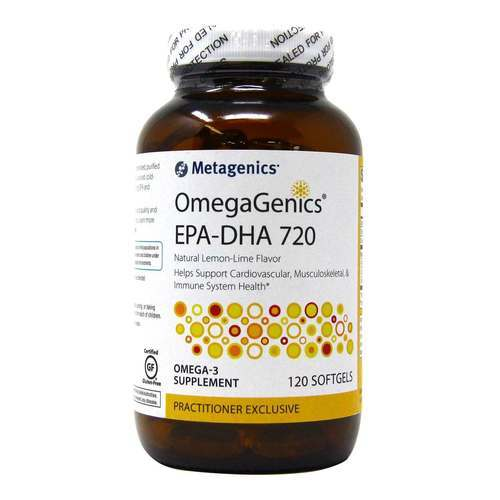 Metagenics OmegaGenics EPA-DHA 720 Lemon Lime - 120 Softgels - 71432_front2020.jpg