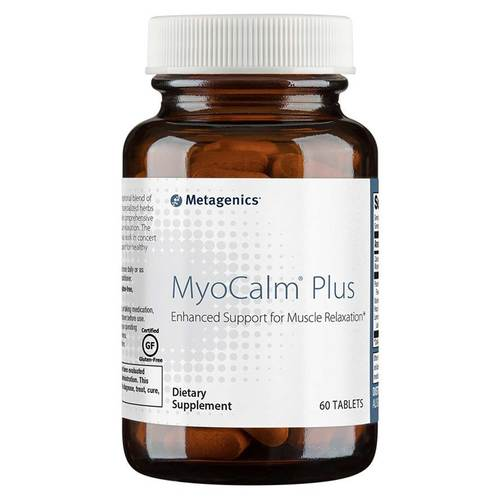 Myocalm Plus (Formerly called Myocalm P.M.)