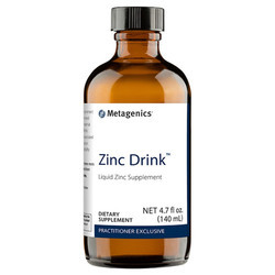Metagenics Zinc Drink