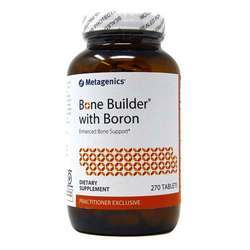 Metagenics Bone Builder with Boron