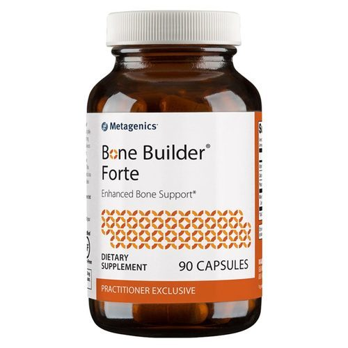 Metagenics Bone Builder Forte  - 90 Capsules - 84561_bottle_front.jpg