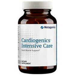 Metagenics Cardiogenics Intensive Care