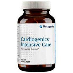 Metagenics Cardiogenics Intensive Care