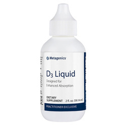 Metagenics D3 Liquid