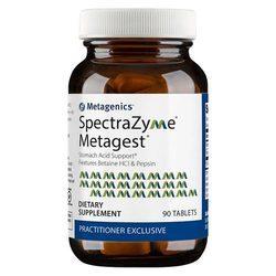 Metagenics SpectraZyme Metagest