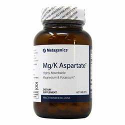 Metagenics Mg K Aspartate