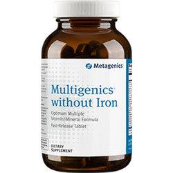 Metagenics Multigenics without Iron
