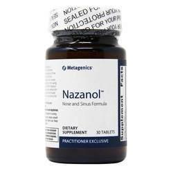 Metagenics Nazanol Nose and Sinus Formula