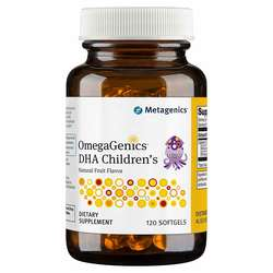Metagenics MetaKids DHA (Formerly OmegaGenics DHA Children)