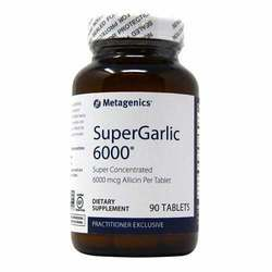 Metagenics SuperGarlic 6000