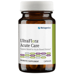 Metagenics UltraFlora Acute