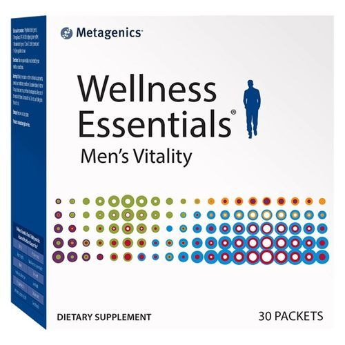 Metagenics Wellness Essentials Men's Vitality  - 30 Packets - 84757_front.jpg