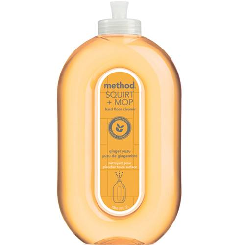 Method Squirt and Mop Hard Floor Cleaner Ginger Yuzu - 25 fl oz