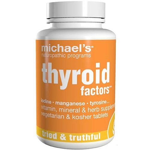 Michael's Thyroid Factors  - 90 VCapsules