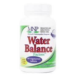 Michael's Water Balance Factors