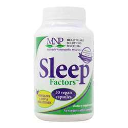 Michael's Sleep Factors