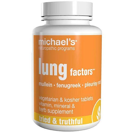 Michael's Lung Factors  - 120 Tablets