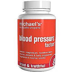 Michael's Blood Pressure Factors