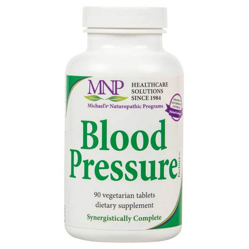 Michael's Blood Pressure Factors  - 90 Tablets - 364_front.jpg