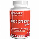 Michael's Blood Pressure Factors - 180 Tablets