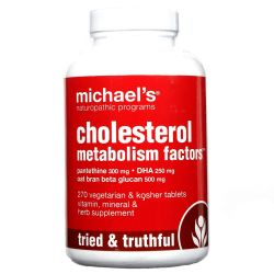 Michael's Cholesterol Metabolism Factors
