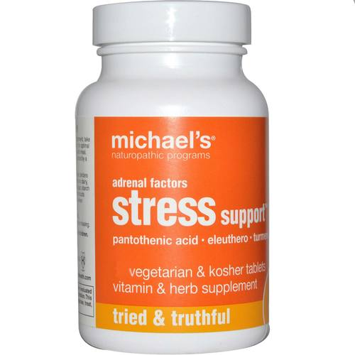 Adrenal Factors Stress Support