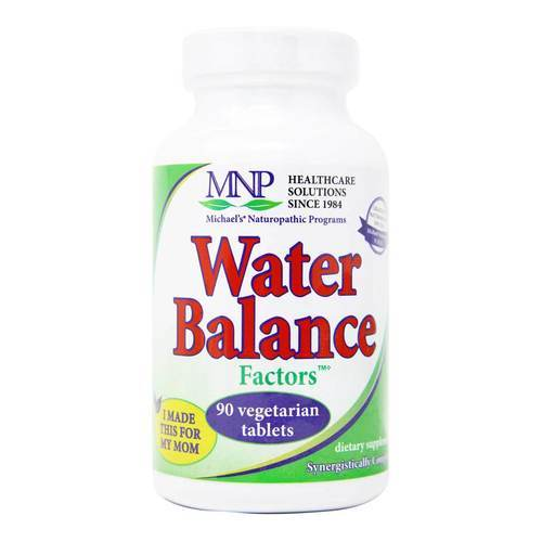 Michael's Water Balance Factors - 90 Vegan Tablets - 563_front2020.jpg