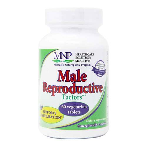 Michael's Male Reproductive Factors  - 60 Vegetarian Tablets - 709_front2020.jpg