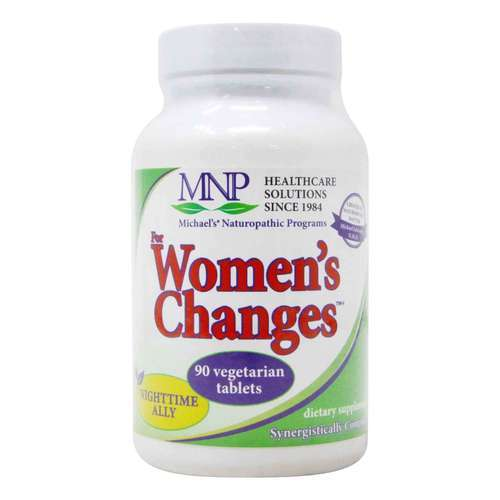 Michael's For Women's Changes - 90 Vegetarian Tablets - 9721_front2020.jpg