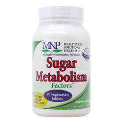 Michael's GlucoseSugar Metabolism Factors (Original)
