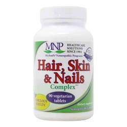 Michael's Hair Skin and Nails