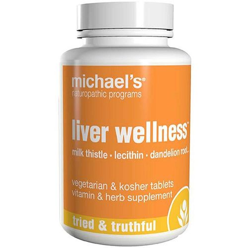 Michael's Liver Wellness  - 60 Tablets