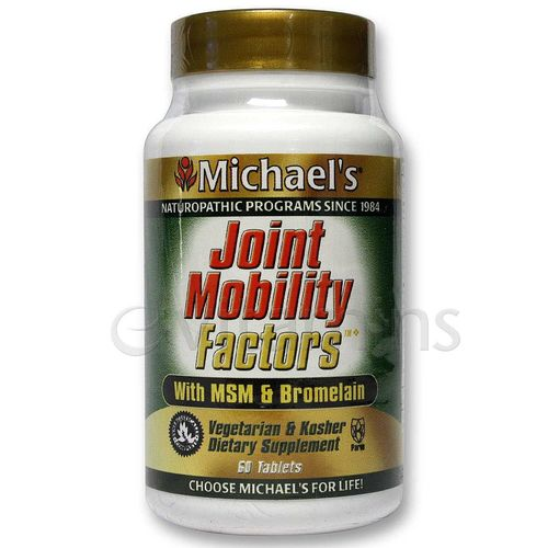 Joint Mobility Factors with MSM