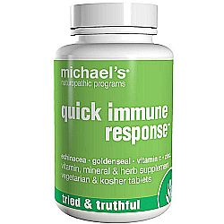Michael's Quick Immune Response