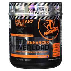 Midway Labs Military Trail ATP Enhancer Overload