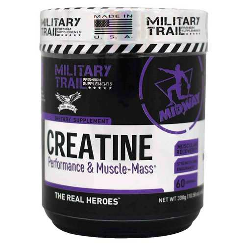 Midway Labs Military Trail Creatine - 300 g - 352793_front.jpg