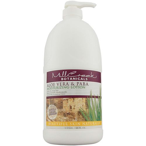 Aloe and PABA Lotion