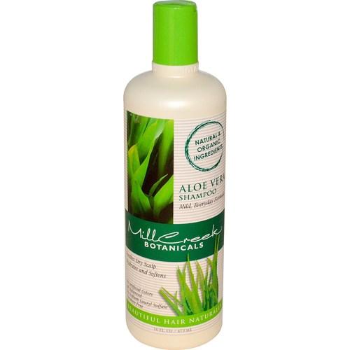 Buy Mill Creek Aloe Vera Shampoo - 16 fl oz - eVitamins Australia