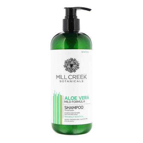 Mill Creek Aloe Vera Shampoo - 16 fl oz (414 ml) - 3290_front2020.jpg