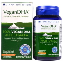 Minami Nutrition VeganDHA