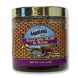 Montana Royal Jelly and Honey