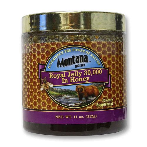 Royal Jelly and Honey