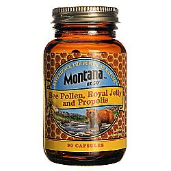 Montana Pollen- Royal Jelly and Propolis