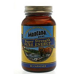 Montana Pure Energy Super Strength