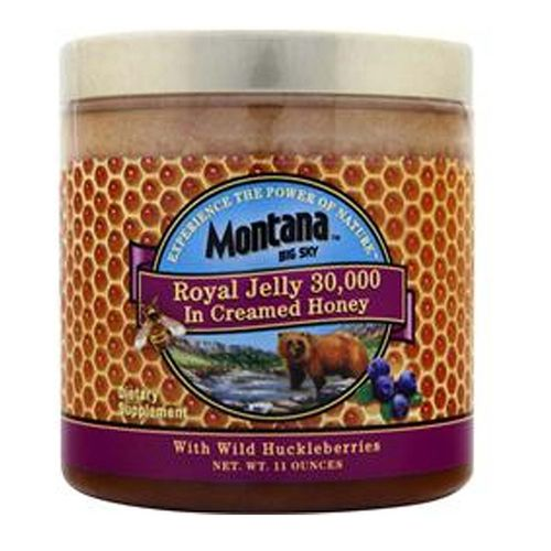 Royal Jelly in Creamed Honey