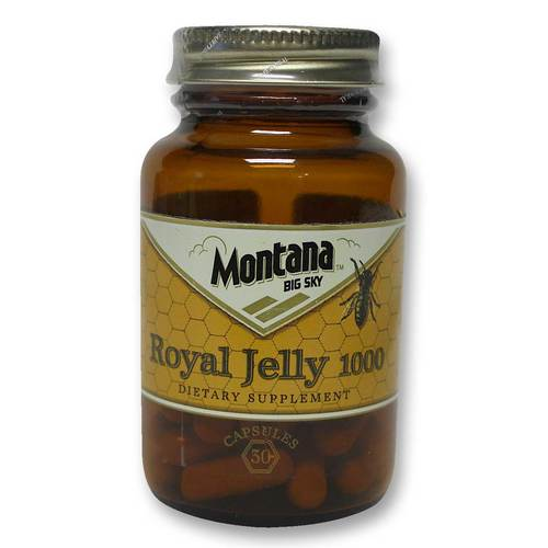 Royal Jelly 1000 mg